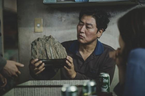 Song Kang-ho en PARASITE